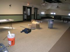 Carnegie new carpet