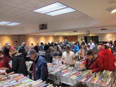 FOL Book Sale Shoppers