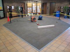 carpet lobby