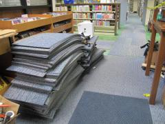 carpet squares YS