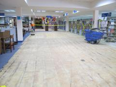 Carpet removal YS